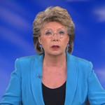 Viviane Reding: Marea Britanie nu poate restrange libertatea de miscare a romanilor