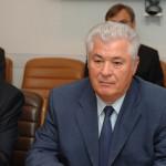 """Voronin cere CE sa condamne declaratiile lui Traian Basescu privind Republica Moldova. """"Moldovenii nu sunt romani"""""""