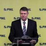 Iohannis: Eu nu candidez! Candidatul PNL la Preşedinţie este Antonescu