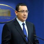 Ponta: Băsescu vrea să nominalizeze el comisarul european, dar nu i-am dat mandat. Guvernul nominalizează comisarul