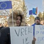 Corlăţean: Sperăm ca eliminarea vizelor pentru cetăţenii moldoveni să fie votată în PE în februarie