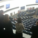 Constiinta europeana, o scurta relatare din Strasbourg