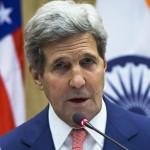 """John Kerry, """"discuții sincere"""" cu Putin, în Rusia"""
