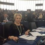 """Viorica Dăncilă: """"Problematica minorității rome trebuie să fie o prioritate pe agenda europeană"""""""