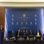 """MAE a organizat prima ediţie """"Dialoguri@MAE""""  pe tema """"Viziunii României asupra revizuirii Strategiei Europene de Securitate"""""""