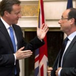 """David Cameron to France's President: """"EU status quo is not good enough"""""""