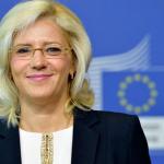 """VIDEO Comisarul european Corina Crețu a prezentat recomandările privind simplificarea utilizării fondurilor europene: """"Trebuie să ajutăm proiectele inovatoare și de calitate să se lanseze"""""""
