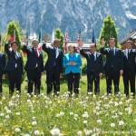 Summit G7: Problema ucraineană, cea mai discutată. Obama și Merkel au reiterat alianța lor. Cameron a cerut unitate