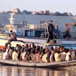 Marea Mediterană: 378 de migranți, salvați cu ajutorul navei Aquarius