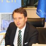 """Eurodeputatul Siegfried Mureșan, la finalul Congresului PPE: """"UE și NATO trebuie să rămână unite și ferme în condamnarea oricărui tip de amenințare din partea Rusiei"""""""