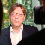 Alegeri europarlamentare 2019. Guy Verhofstadt, liderul ALDE din Parlamentul European, anunță o nouă mișcare politică alături de partidul lui Emmanuel Macron
