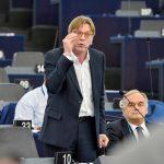Liberalii europeni resping aderarea Mișcării 5 Stele la grupul ALDE din Parlamentul European. Guy Verhofstadt: Nu există suficiente garanții pentru un program comun de reformă a Europei