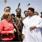 Angela Merkel anunță un ajutor financiar de 27 de milioane de euro pentru statul african Niger în încercarea de a descuraja migrația către Europa