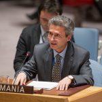 Ion Jinga, ambasadorul României la ONU: 15% dintre ofițerii de poliție români aflați în misiunile ONU sunt femei