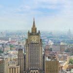 Însărcinatul cu afaceri al Ucrainei la Moscova, convocat de MAE al Rusiei după ce mai multe clădiri guvernamentale ruse au fost vandalizate