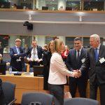 Ministrul Teodor Meleșcanu la reuniunea CAE: UE trebuie să pună un accent mai mare pe cooperarea regională