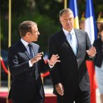 Klaus Iohannis, invitat la Paris de Emmanuel Macron la ceremonia Centenarului încheierii Primului Război Mondial. La evenimente sunt așteptați și Donald Trump și Vladimir Putin