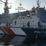 Peste 900 de persoane aflate pe ambarcaţiuni gonflabile în Marea Egee, salvate de la începutul anului de poliţiştii de frontieră români