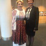 Viorica Dăncilă, eurodeputat PSD, S&D, despre Centenarul Marii Uniri: Trebuie să promovăm la Bruxelles istoria, cultura și tradițiile românești