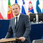 Donald Tusk: Responsabilitatea negocierilor privind Brexit revine Marii Britanii. Dacă vom eșua, discuțiile se vor încheia cu înfrângerea noastră
