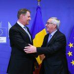 #RO2019EU: Klaus Iohannis îi primește vineri pe Jean-Claude Juncker și pe membrii Comisiei Europene. Avansarea agendei europene, obiectiv prioritar al președinției României la Consiliul UE