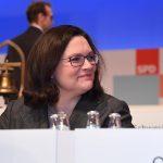 Germania: Andrea Nahles devine prima femeie președinte din istoria Partidului Social Democrat (SPD)