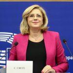 Comisarul european Corina Crețu a aprobat modificarea Programului Operațional Infrastructură Mare; rata de cofinanțare europeană crește de la 75% la 85%