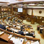 Parlamentul Republicii Moldova amână alegerile legislative pentru luna februarie 2019. Mandatul actualului for legislativ expiră la finalul lunii noiembrie