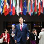 Finalul Consiliului European de toamnă. Președintele Klaus Iohannis a subliniat nevoia aprofundării convergenței nu numai în interiorul Zonei Euro, ci în întreaga Uniune Europeană