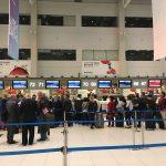 TAROM așteaptă pasagerii în noul terminal al Aeroportului Henri Coandă pentru check-in