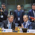 Klaus Iohannis, întâlnire trilaterală la Bruxelles cu președintele Consiliului European și cu premierul Finlandei. România și Finlanda vor asigura, în 2019, președinția Consiliului UE