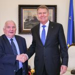 Liderul PPE Joseph Daul a discutat cu Klaus Iohannis despre preluarea Preşedinţiei Consiliului UE de către România: Nu va fi ușor, vor fi luate decizii foarte importante