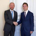 Ministrul Victor Negrescu în Finlanda, țara care va succeda România la președinția Consiliului UE: Avem obiectivul comun de a promova unitatea și coeziunea proiectului european