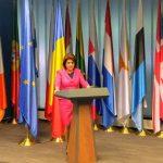 Ministrul Rovana Plumb: România a absorbit aproximativ 5,8 miliarde de euro din fonduri europene, fiind pe locul 18 în UE