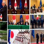 În fața protecționismului american, Europa își asumă rolul de lider în comerțul internațional. UE și Japonia au semnat un acord istoric de liber-schimb