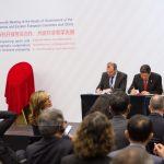 Guvern: Memorandum privind cooperarea în domeniul transporturilor şi infrastructurii între România şi China, semnat la Sofia