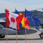 Forțele aeriene ale Canadei au revenit în România. Cinci avioane de luptă vor apăra spațiul aerian al României și al NATO la Marea Neagră