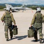 Forțele aeriene ale Canadei revin în România. Cinci avioane de luptă CF-18 Hornet vor apăra spațiul aerian al României până la finalul anului