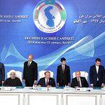 Moment istoric. Rusia, Kazahstan, Turkmenistan, Azerbaidjan şi Iran au semnat o convenție privind statutul Mării Caspice, după mai bine de 20 de ani de negocieri