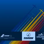 TAROM, la 64 de ani de existență și peste 100 de milioane de pasageri transportați, lansează prima aplicație mobilă din istoria companiei şi implementează primul Client Relations Manager