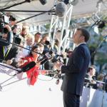 Președintele Franței, Emmanuel Macron, îndeamnă statele europene să rămână unite și coerente pe ultima sută de metri a negocierilor privind Brexit-ul
