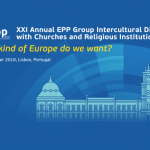 """What kind of Europe do we want?"" EPP Group discusses role of religion in debates on future of Europe"