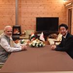 Summitul India-Japonia. Comerțul, subiectul central al discuțiilor dintre premierul Narendra Modi și omologul nipon Shinzo Abe, pe fondul protecționismului american