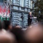 """Premierul Viktor Orban, cu ocazia comemorării a 62 de ani de la revoluția antisovietică: Ungaria vrea o UE a națiunilor, nu un imperiu condus de """"birocrații de la Bruxelles"""""""
