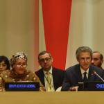 România a condus lucrările sesiunii anuale a Comisiei ONU pentru consolidarea păcii