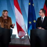 Karin Kneissl, ministrul austriac de Externe, anunță că sunt posibile noi sancțiuni împotriva Rusiei ca urmare a tensiunilor dintre Moscova și Kiev