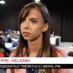 VIDEO INTERVIU | Mara Mareș, liderul TNL și vicepreședinte al Tineretului PPE: Faptul că tinerii nu au ieșit la vot nu a creat o Europă mai unită, ci una mai dezbinată
