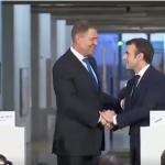 Moment istoric în avanpremiera Centenarului Marii Uniri: La Paris, președinții Klaus Iohannis și Emmanuel Macron au inaugurat Sezonul cultural România-Franța