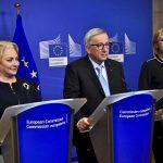 """Corina Crețu, mesaj după întâlnirea Guvernului României cu Colegiul Comisiei Europene: """"A fost un moment istoric pentru mine!"""""""