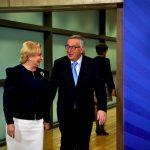 Președintele Comisiei Europene: Avem divergențe cu România privind statul de drept, dar ele nu țin de președinția română a Consiliului UE